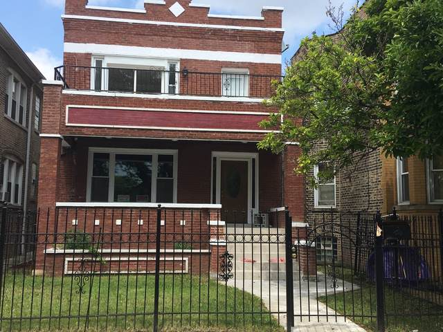 3126 W 54th Place, Chicago, IL 60632 (MLS #10483640) :: The Perotti Group | Compass Real Estate