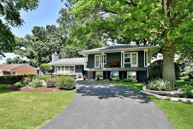 5809 Woodland Drive, Western Springs, IL 60558 (MLS #10483695) :: Berkshire Hathaway HomeServices Snyder Real Estate