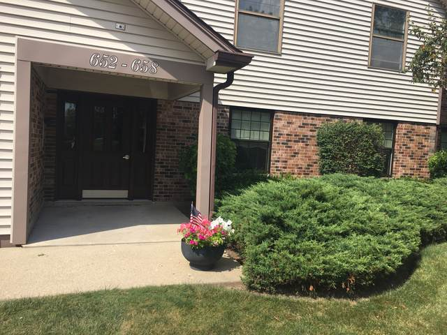656 Hapsfield Lane 3D1, Buffalo Grove, IL 60089 (MLS #10483770) :: Property Consultants Realty