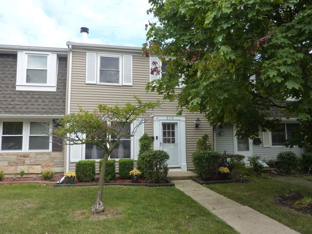 2110 Stanley Court, Schaumburg, IL 60194 (MLS #10483792) :: Berkshire Hathaway HomeServices Snyder Real Estate