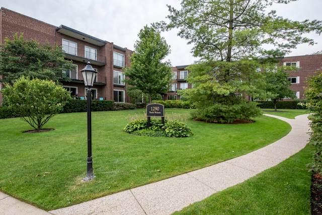 1290 N Western Avenue #201, Lake Forest, IL 60045 (MLS #10483838) :: Littlefield Group