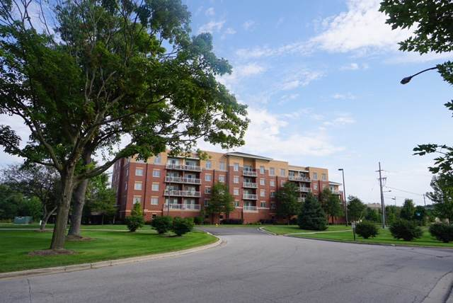 500 E Saint Charles Road #501, Lombard, IL 60148 (MLS #10483857) :: Property Consultants Realty