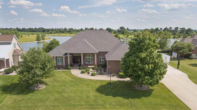 1405 Cross Creek Road, Mahomet, IL 61853 (MLS #10483887) :: Berkshire Hathaway HomeServices Snyder Real Estate