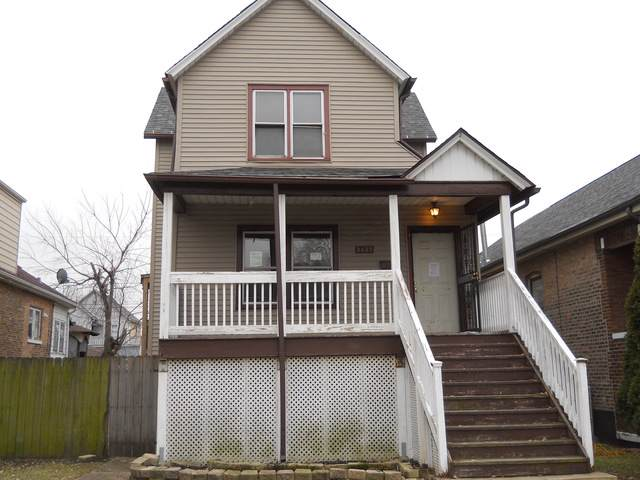 3625 W 61st Place, Chicago, IL 60629 (MLS #10483894) :: The Wexler Group at Keller Williams Preferred Realty