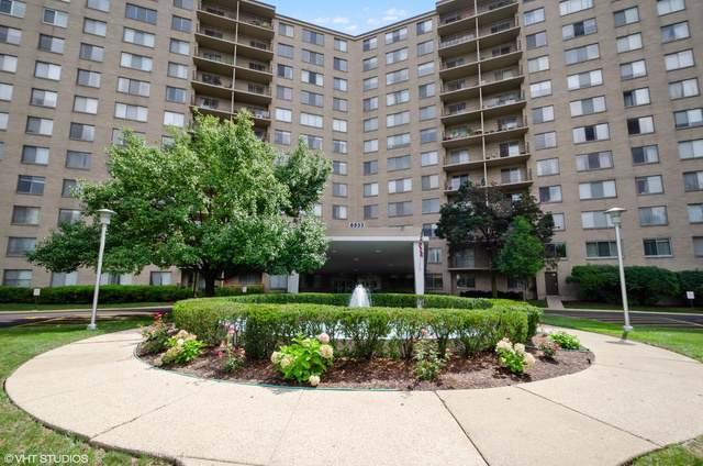 6933 N Kedzie Avenue #710, Chicago, IL 60645 (MLS #10483935) :: The Mattz Mega Group