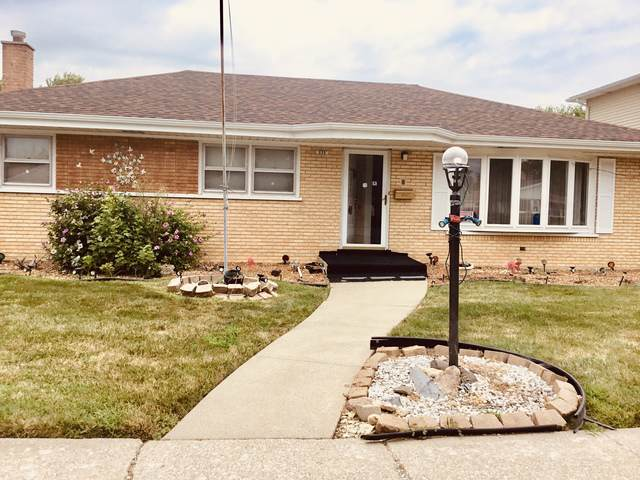 936 E 166th Place, South Holland, IL 60473 (MLS #10483960) :: The Wexler Group at Keller Williams Preferred Realty