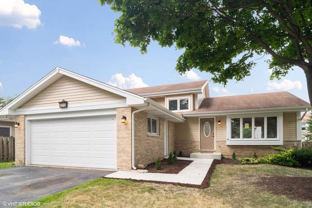 2212 Oakdale Circle, Hanover Park, IL 60133 (MLS #10484019) :: Century 21 Affiliated