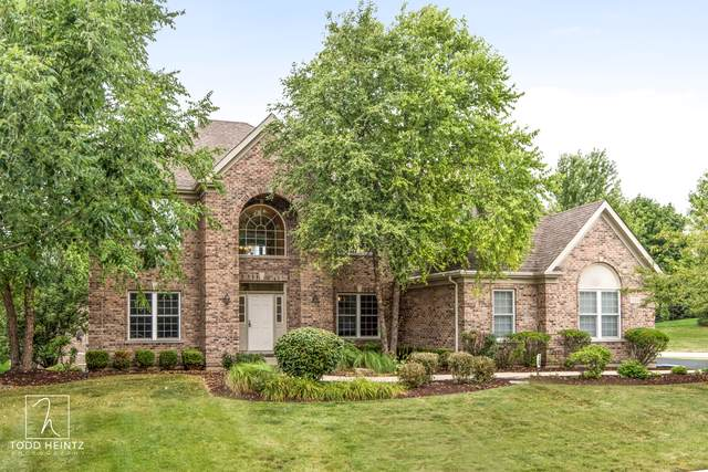 1199 Ridgewood Circle, Lake In The Hills, IL 60156 (MLS #10484035) :: Berkshire Hathaway HomeServices Snyder Real Estate