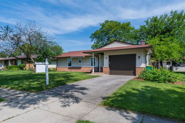 72 Jf Kennedy Boulevard, Elk Grove Village, IL 60007 (MLS #10484098) :: Baz Realty Network | Keller Williams Elite