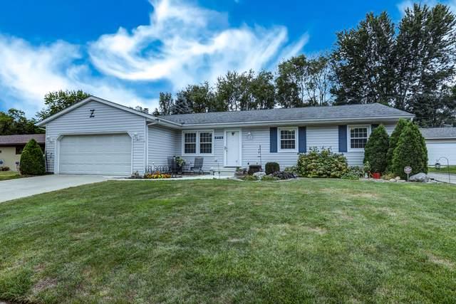 2405 Mary Lou Drive, Urbana, IL 61802 (MLS #10484285) :: Ryan Dallas Real Estate