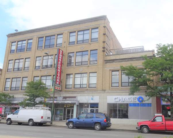 4807 S Ashland Avenue #202, Chicago, IL 60609 (MLS #10484290) :: Angela Walker Homes Real Estate Group