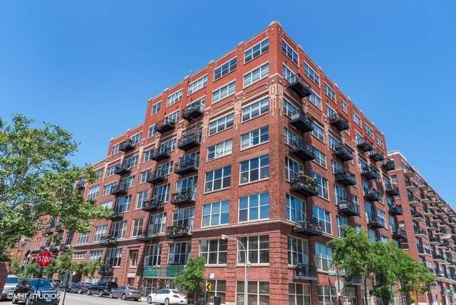 1500 W Monroe Street #125, Chicago, IL 60607 (MLS #10484332) :: The Mattz Mega Group