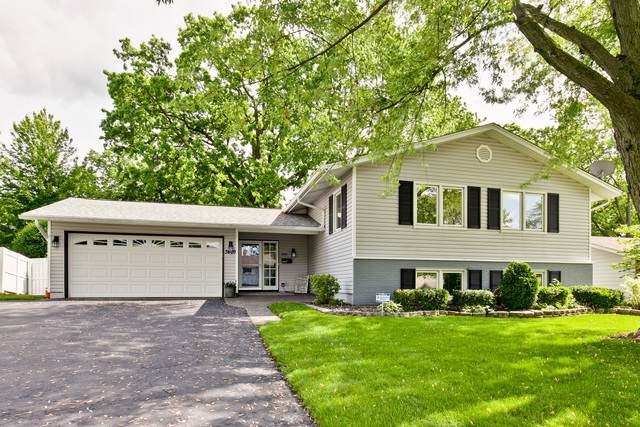 3409 Woodridge Drive, Woodridge, IL 60517 (MLS #10484338) :: Baz Realty Network | Keller Williams Elite