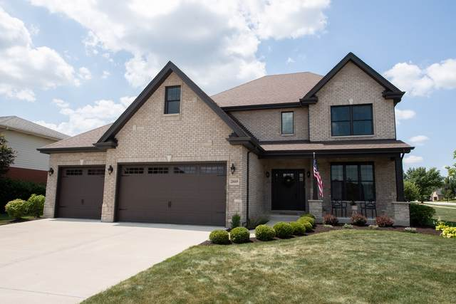 20609 Lennon Drive, Frankfort, IL 60423 (MLS #10484381) :: The Dena Furlow Team - Keller Williams Realty