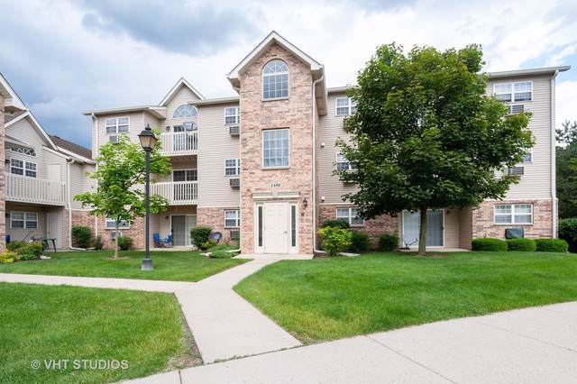 1480 Spring Brook Court 3C, Round Lake Beach, IL 60073 (MLS #10484435) :: Property Consultants Realty
