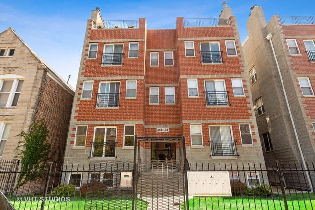 4431 S Calumet Avenue 1N, Chicago, IL 60653 (MLS #10484507) :: The Wexler Group at Keller Williams Preferred Realty