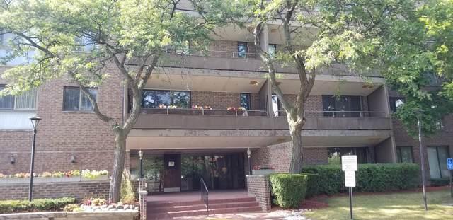 5 E Carriageway Drive #114, Hazel Crest, IL 60429 (MLS #10484518) :: Ani Real Estate
