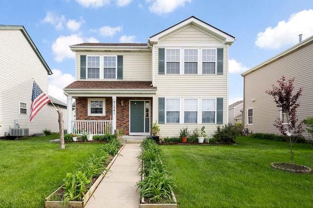 21541 Vesper Street, Crest Hill, IL 60403 (MLS #10484579) :: Berkshire Hathaway HomeServices Snyder Real Estate