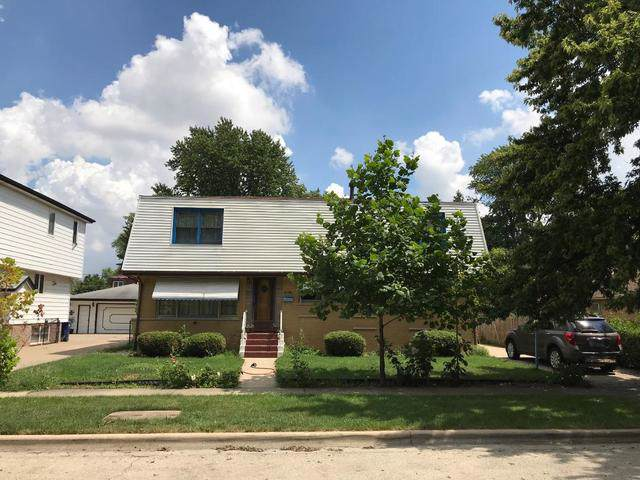 10829 S Oak Park Avenue, Worth, IL 60482 (MLS #10484595) :: Berkshire Hathaway HomeServices Snyder Real Estate