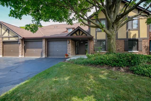 875 Farnham Lane A, Wheaton, IL 60189 (MLS #10484620) :: Angela Walker Homes Real Estate Group