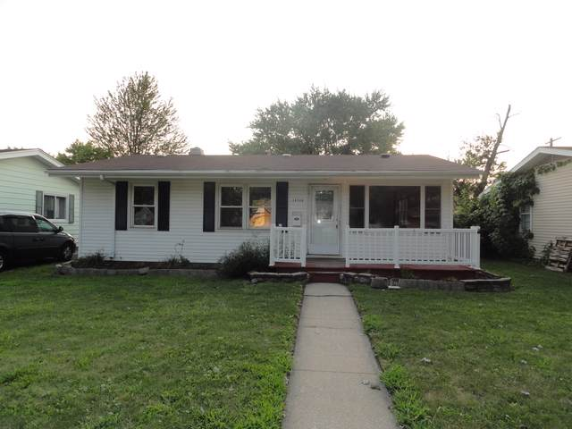 14740 S Whipple Street, Posen, IL 60469 (MLS #10484669) :: Angela Walker Homes Real Estate Group
