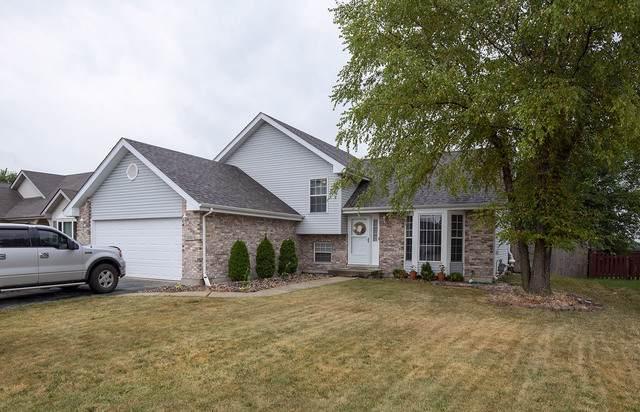 5734 W Roosevelt Street, Monee, IL 60449 (MLS #10484858) :: Berkshire Hathaway HomeServices Snyder Real Estate