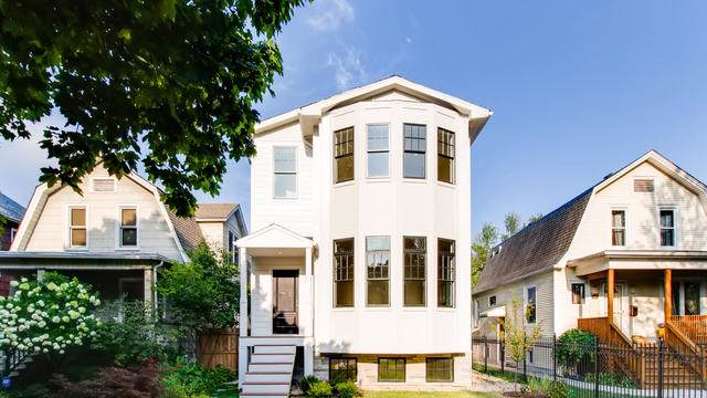 3727 N Monticello Avenue, Chicago, IL 60618 (MLS #10484874) :: The Wexler Group at Keller Williams Preferred Realty