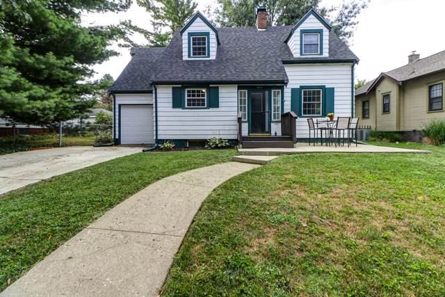 1603 W Park Avenue, Champaign, IL 61821 (MLS #10484910) :: Berkshire Hathaway HomeServices Snyder Real Estate