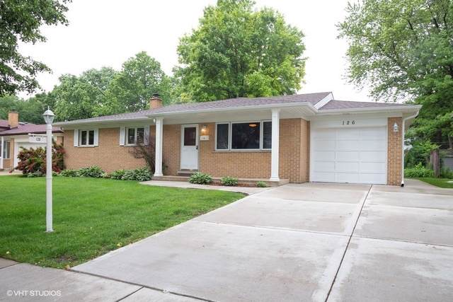 126 S Dwyer Avenue, Arlington Heights, IL 60005 (MLS #10484939) :: Berkshire Hathaway HomeServices Snyder Real Estate