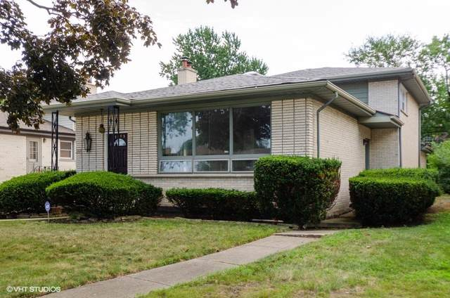 4845 W Sherwin Avenue, Lincolnwood, IL 60712 (MLS #10484964) :: Berkshire Hathaway HomeServices Snyder Real Estate