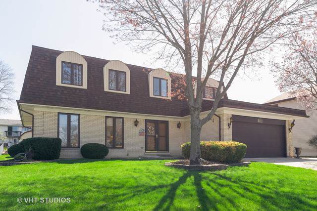 1023 Spring Cove Drive, Schaumburg, IL 60193 (MLS #10484995) :: The Wexler Group at Keller Williams Preferred Realty