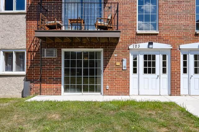123 Elk Trail #122, Carol Stream, IL 60188 (MLS #10485033) :: Angela Walker Homes Real Estate Group