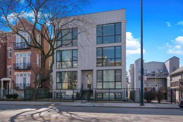 1907 W Armitage Avenue 1W, Chicago, IL 60622 (MLS #10485081) :: Touchstone Group