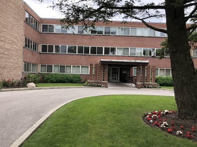 200 Ridge Avenue 1C, Evanston, IL 60202 (MLS #10485091) :: Century 21 Affiliated