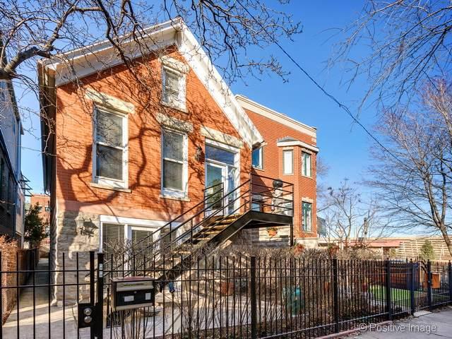 1640 W Bloomingdale Avenue, Chicago, IL 60622 (MLS #10485173) :: John Lyons Real Estate