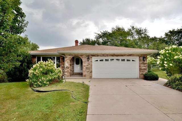 6713 Leonard Drive, Darien, IL 60561 (MLS #10485225) :: The Wexler Group at Keller Williams Preferred Realty