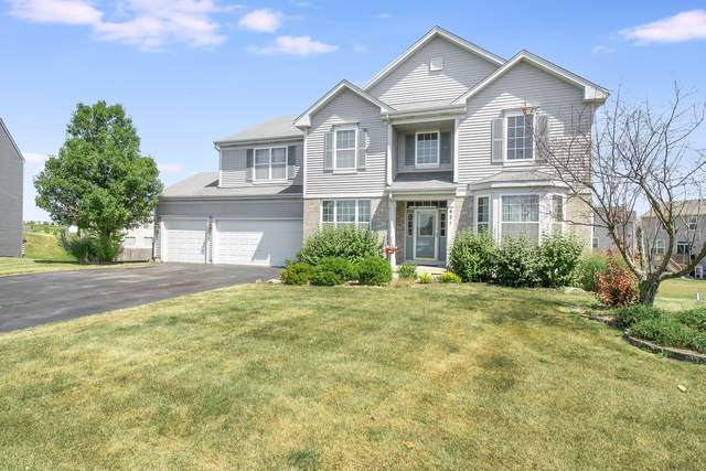 621 Sutton Street, Yorkville, IL 60560 (MLS #10485269) :: Ani Real Estate