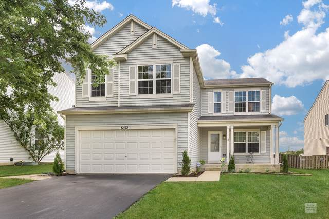 6412 Baring Ridge Drive, Plainfield, IL 60544 (MLS #10485286) :: The Wexler Group at Keller Williams Preferred Realty