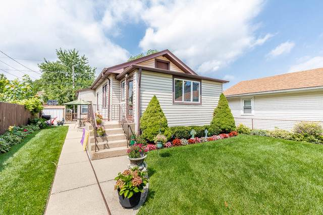 5348 N Mcvicker Avenue, Chicago, IL 60630 (MLS #10485287) :: Property Consultants Realty
