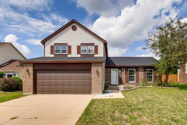 1400 Candlewood Lane S, Hoffman Estates, IL 60169 (MLS #10485341) :: The Wexler Group at Keller Williams Preferred Realty