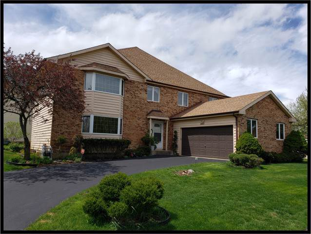690 N Aurelia Court, Palatine, IL 60067 (MLS #10485353) :: Berkshire Hathaway HomeServices Snyder Real Estate