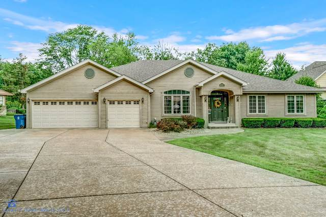 12516 S 83rd Avenue, Palos Park, IL 60464 (MLS #10485394) :: The Wexler Group at Keller Williams Preferred Realty