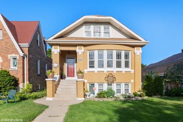 3624 Wisconsin Avenue, Berwyn, IL 60402 (MLS #10485411) :: Helen Oliveri Real Estate