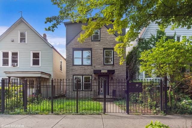 3729 W Palmer Street, Chicago, IL 60647 (MLS #10485417) :: The Perotti Group | Compass Real Estate