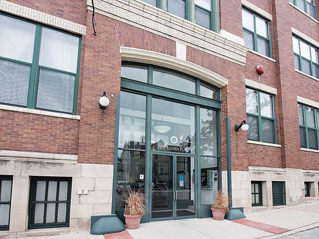 601 Linden Place #119, Evanston, IL 60202 (MLS #10485479) :: Century 21 Affiliated