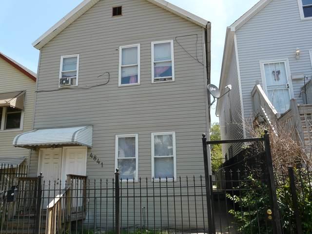 4841 S Loomis Boulevard, Chicago, IL 60609 (MLS #10485557) :: Angela Walker Homes Real Estate Group