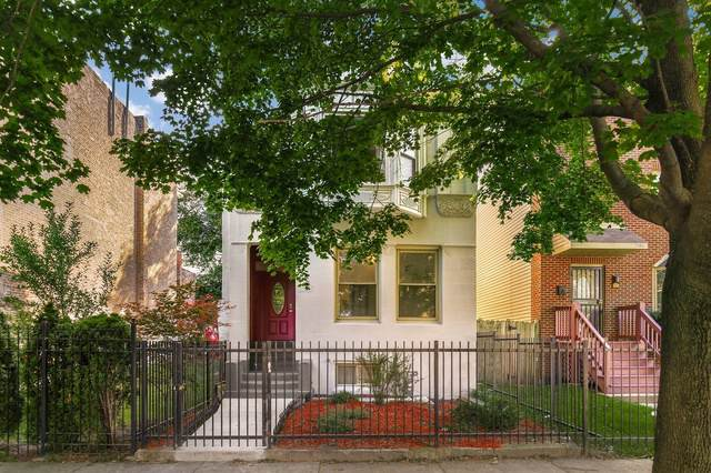 3561 S Prairie Avenue, Chicago, IL 60653 (MLS #10485611) :: Angela Walker Homes Real Estate Group
