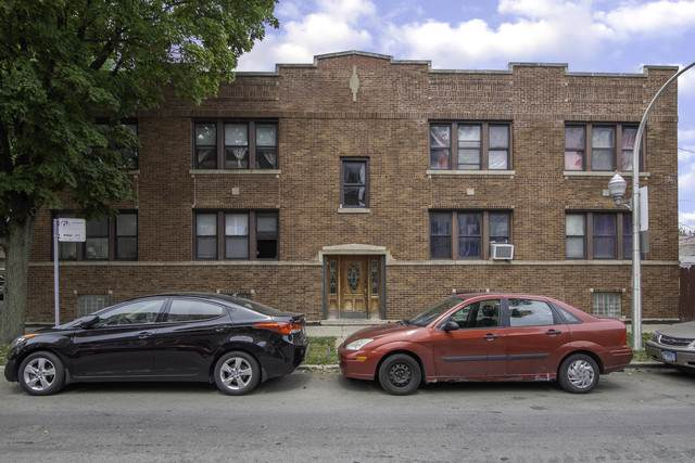 4118 W Palmer Street, Chicago, IL 60639 (MLS #10485623) :: The Perotti Group | Compass Real Estate