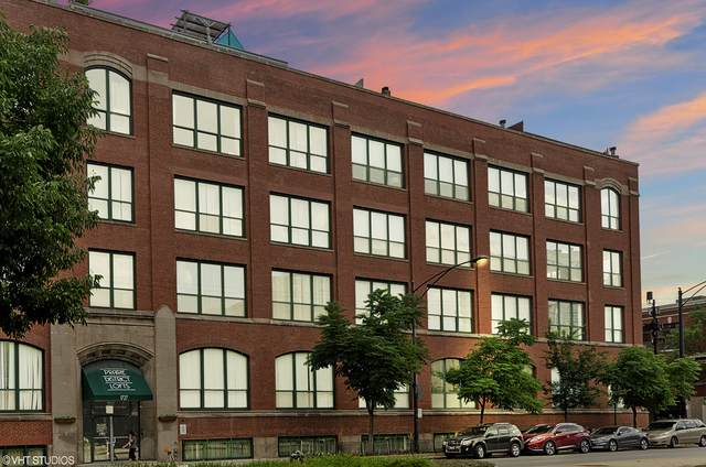 1727 S Indiana Avenue #410, Chicago, IL 60616 (MLS #10485643) :: Touchstone Group