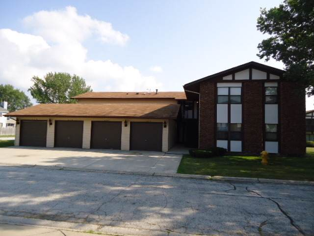 4117 192nd Court #215, Country Club Hills, IL 60478 (MLS #10485665) :: The Wexler Group at Keller Williams Preferred Realty